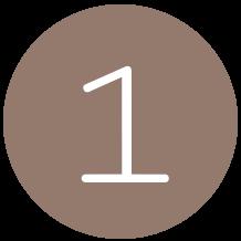 1 brun