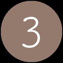 3 brun